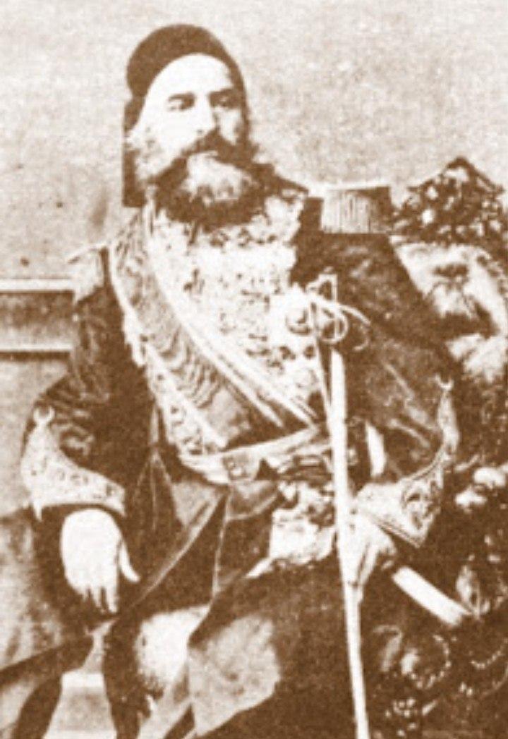 Абди-Паша Черкес - правитель Османской Македонии