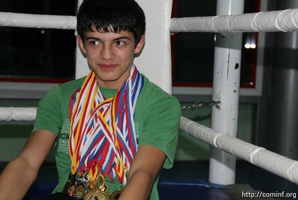 Боксеры Южной Осетии успешно выступили на соревнованиях Ростова-на-Дону