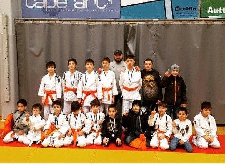 Ингушские дзюдоисты вновь стали победителями в командном зачете