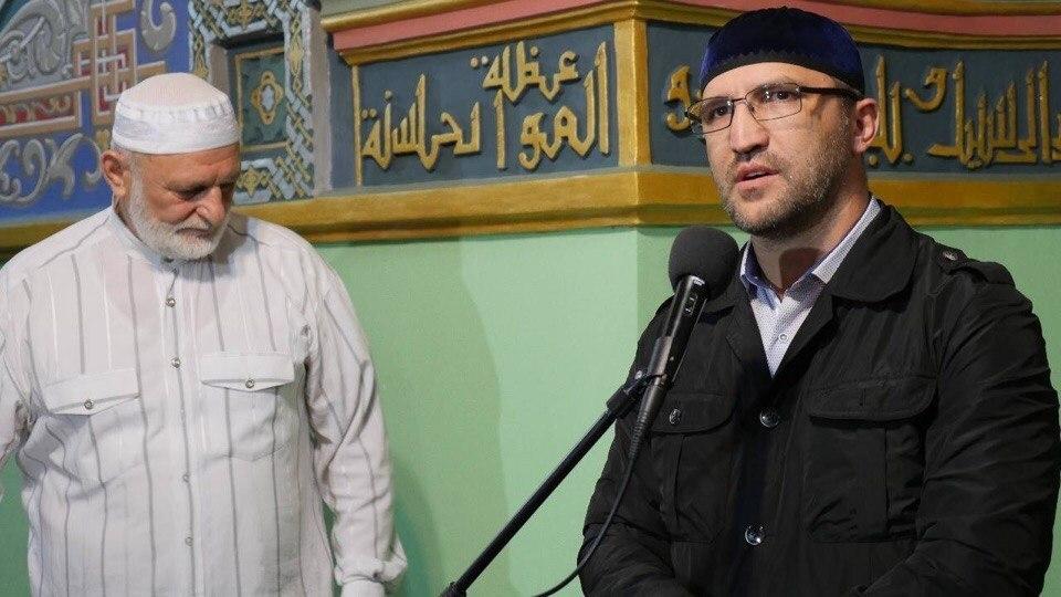 """Ифтар с викториной """"Знай свою религию"""" прошли в г. Владикавказ в соборной мечети"""