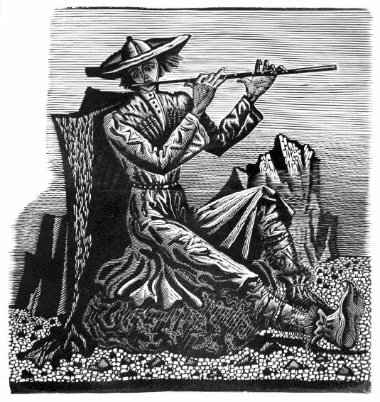 Эдмунд Спенсер: Сеозерес, бог подчиняющий ветры и воды