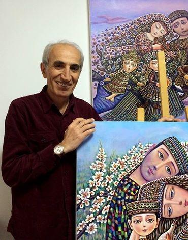 Севада Григорян - Армянский художник