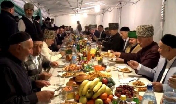 «Шатер Рамадана» в Ингушетии