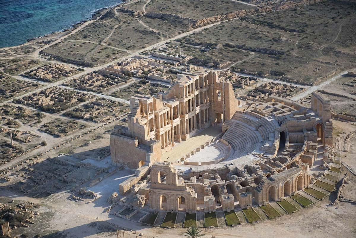 Черкесы в Ливии