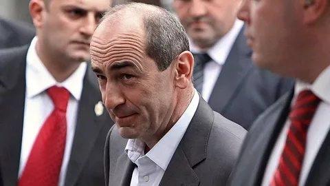 Отложенное дело: в чем обвиняется бывший президент Армении, а также генеральный