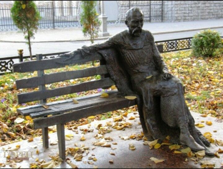 Осетинский поэт Коста Хетагуров