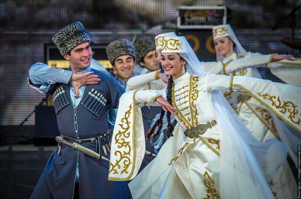 """В Республике Башкортостан состоится выступление государственного ансамбля народного танца """"Ингушетия"""""""