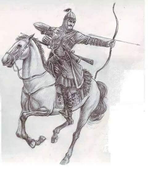 Адыго-Персидские войны в 15 веке.