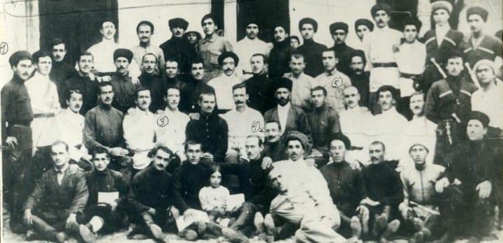 Кабардинцы, Кушмазукай