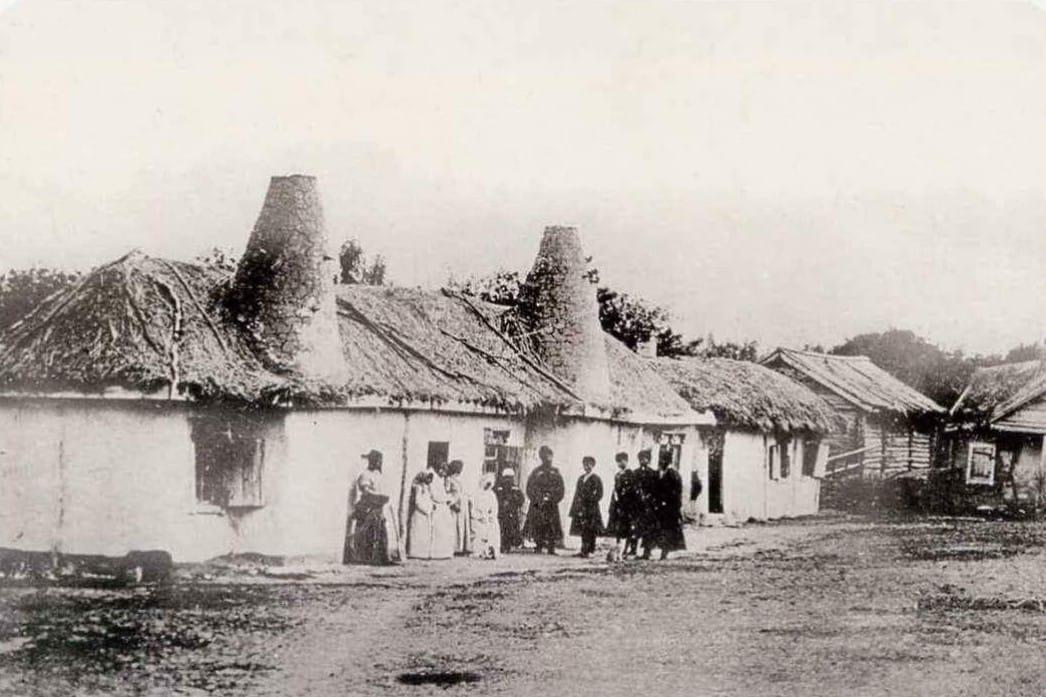 Кабардинцы, аул Догужикой (Аушигер), 1890-е годы