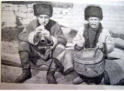Моздокские кабардинцы