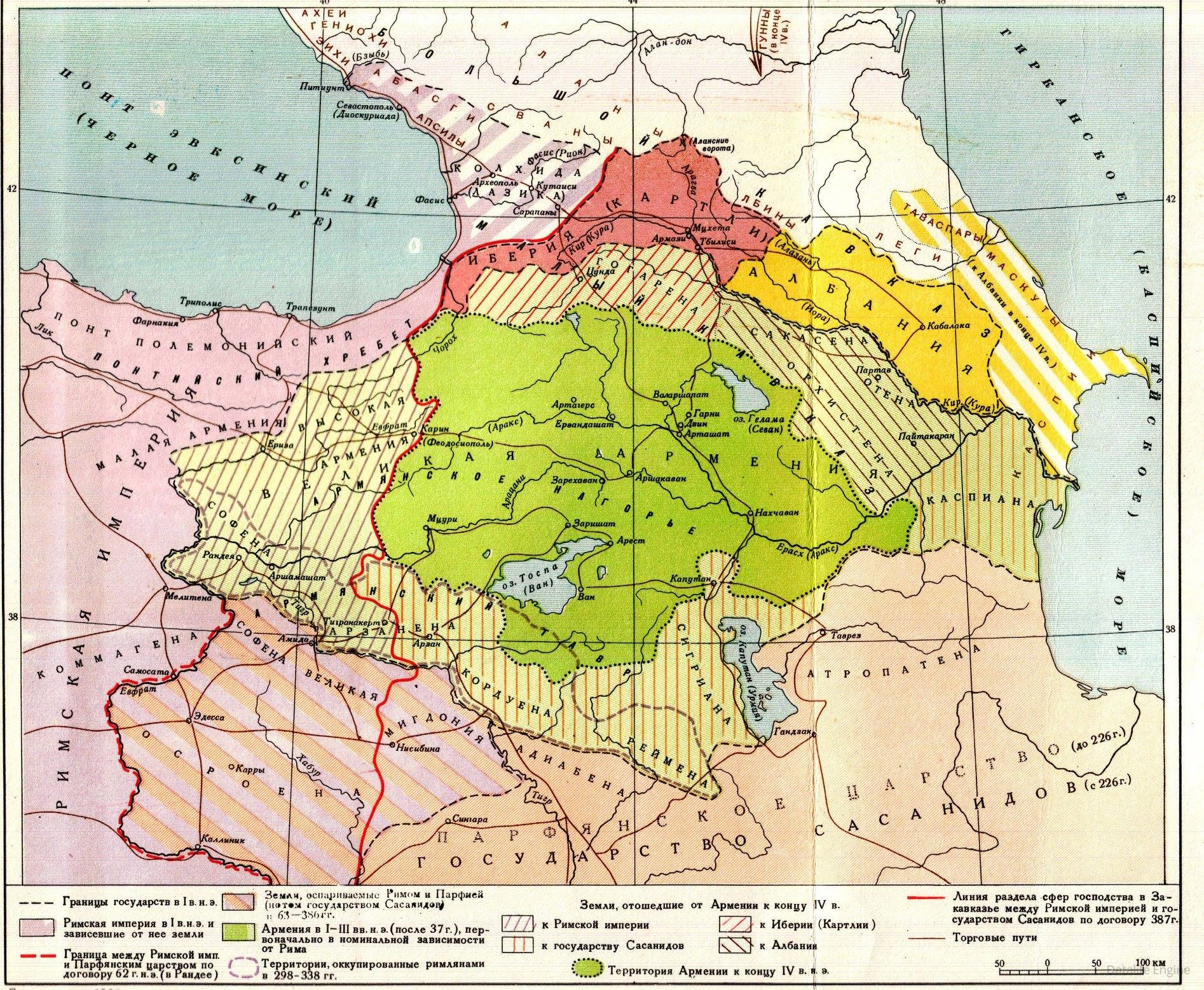 История лезгинского народа