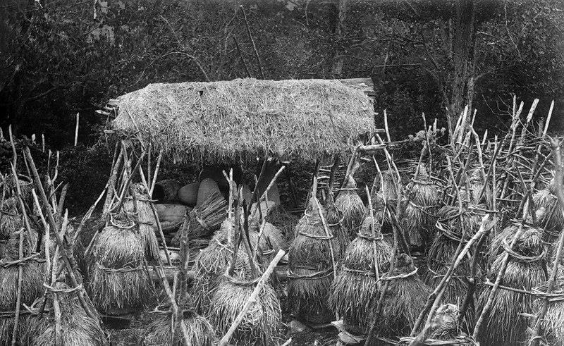 Древние черкесские поселения