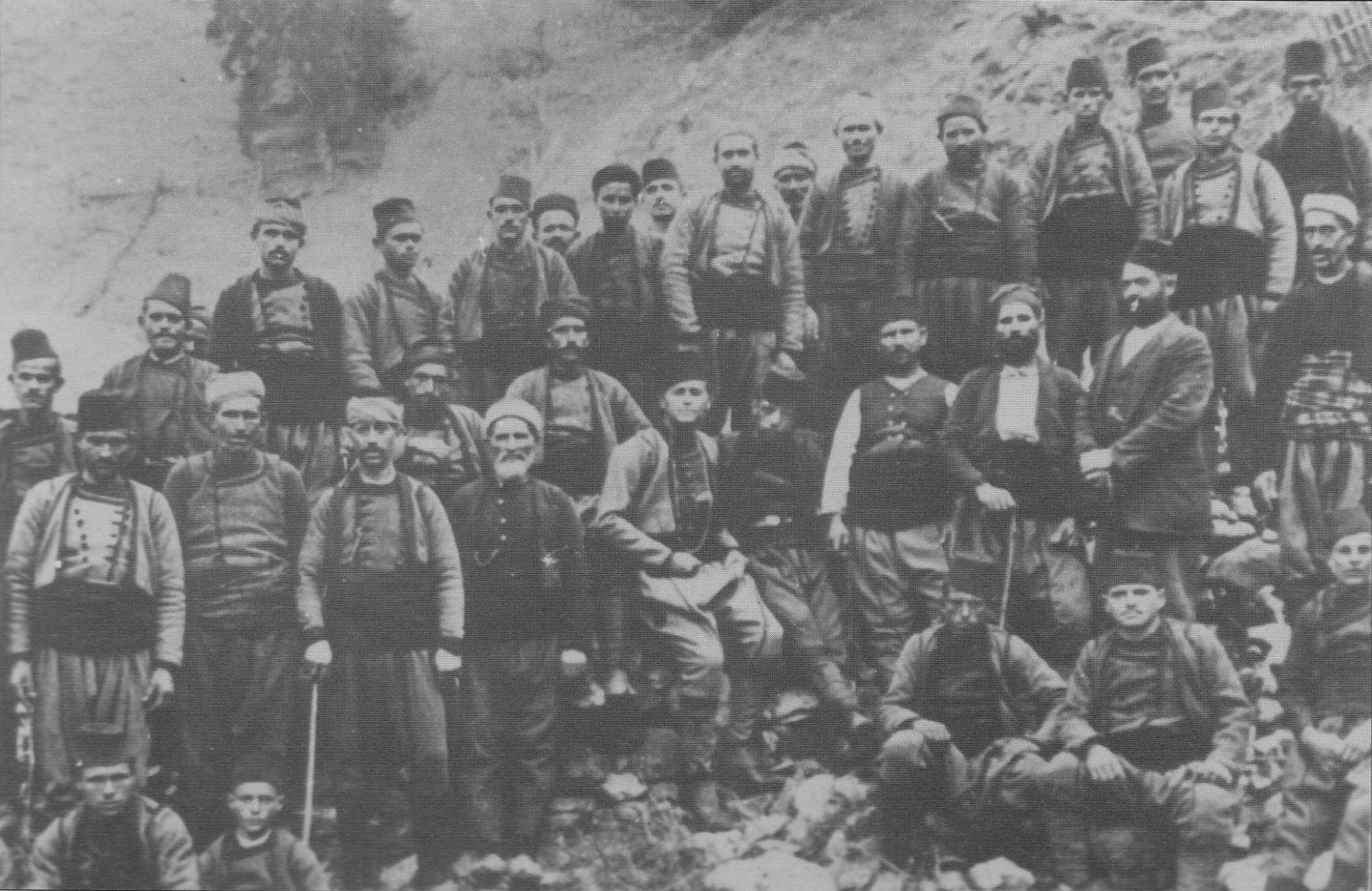 О насильственном крещении помаков в ходе Балканской войны