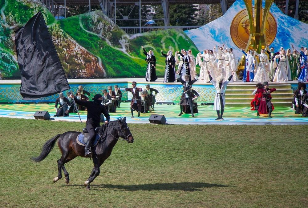 Фестиваль Культуры и Спорта Народов Кавказа пройдет в Грозном