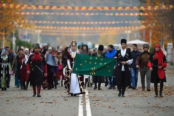 В столице Адыгеи пройдет VIII Международный фестиваль адыгской (черкесской) культуры