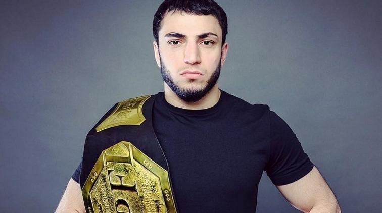 Рустам Хасанов из Карачаево-Черкесии стал чемпионом мира MMA