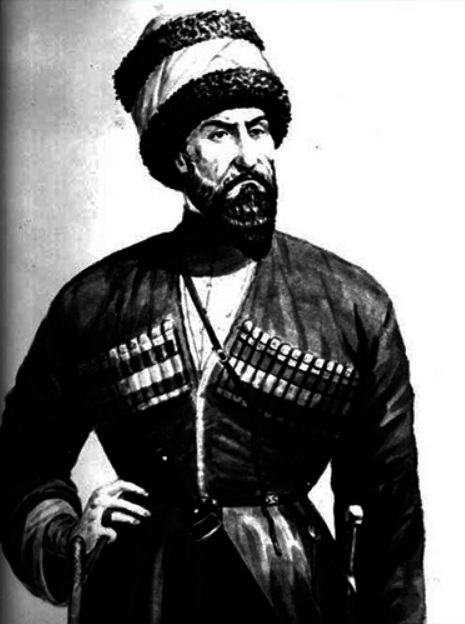 Эллия Мансур или Дервиш Моххамед герой Кавказа