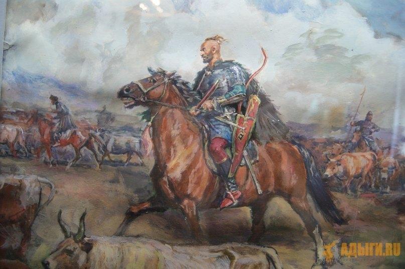 Касоги, Зихи и с Монгольской эпохи Черкесы - этнонимы под которыми известны разным народам Адыги