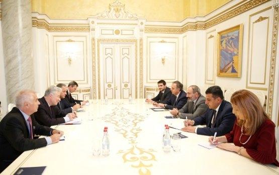 Евросоюз подтвердил готовность помогать Армении с проведением реформ