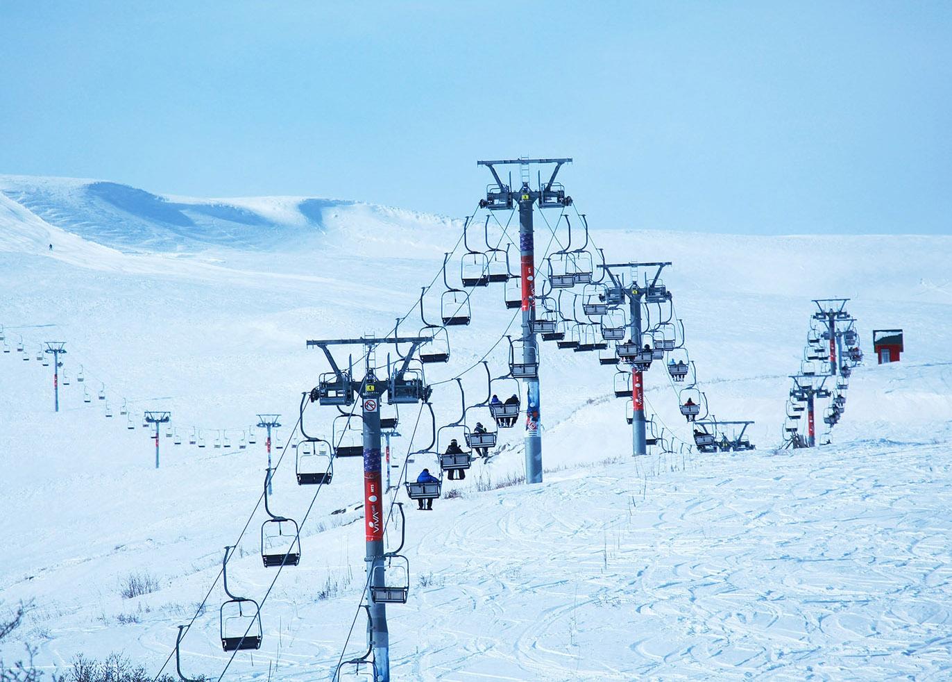 Французская компания вложат деньги в горнолыжный курорт в Армении