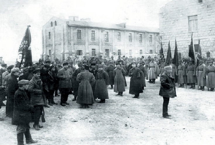 Захват и присоединение Азербайджанской демократической республики