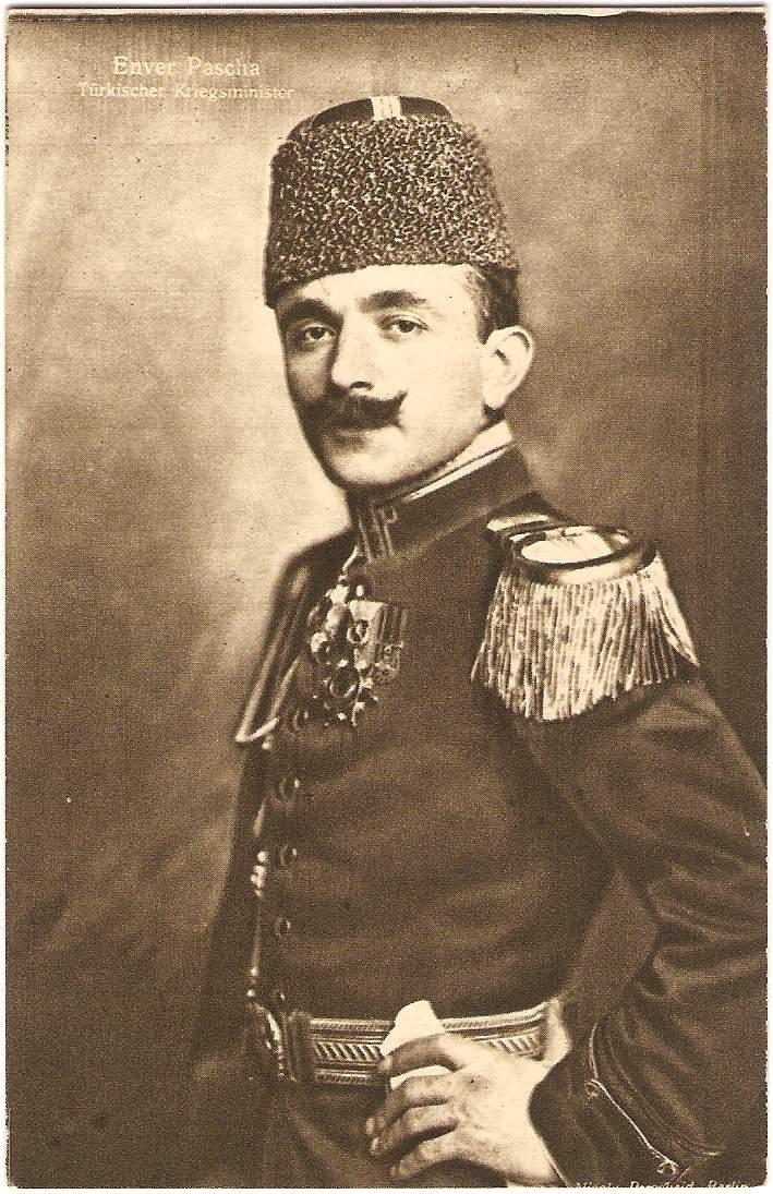 Как Энвер-Паша повлиял на падение Османской империи?