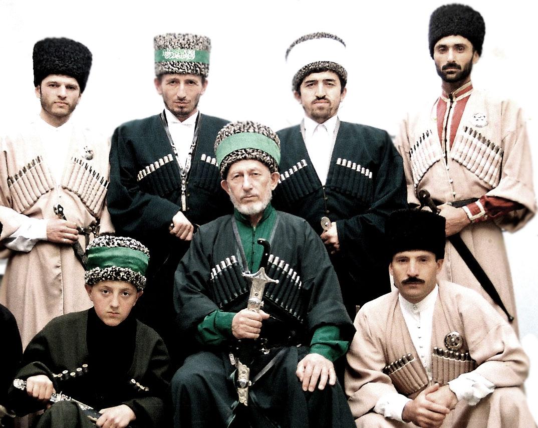 Как дагестанцы стали мусульманами?
