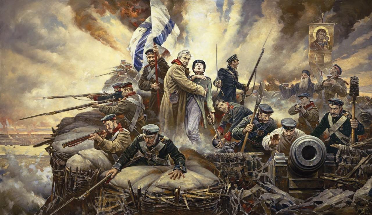 Из-за чего воевала Российская империя в девятнадцатом веке?