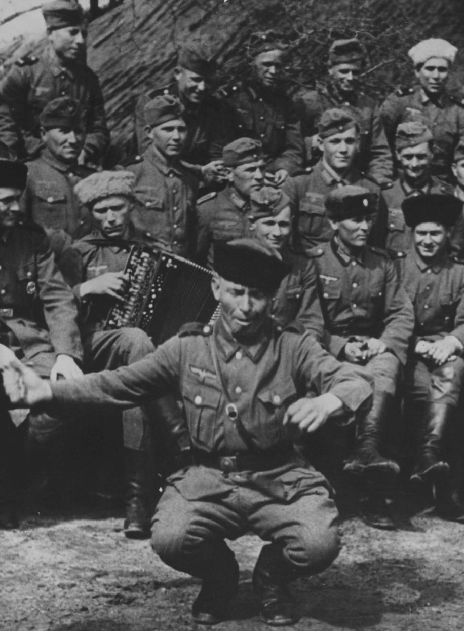 Разновидности предателей в годы Второй мировой войны — мнение британского историка.