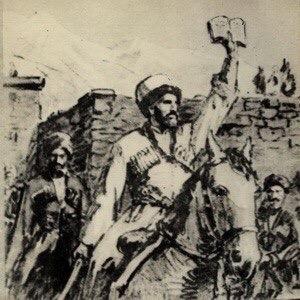 29 октября, 1832 года пал шахидом шейх тlарикъата накъшбандийя, основатель Имамата и первый имам Кавказа