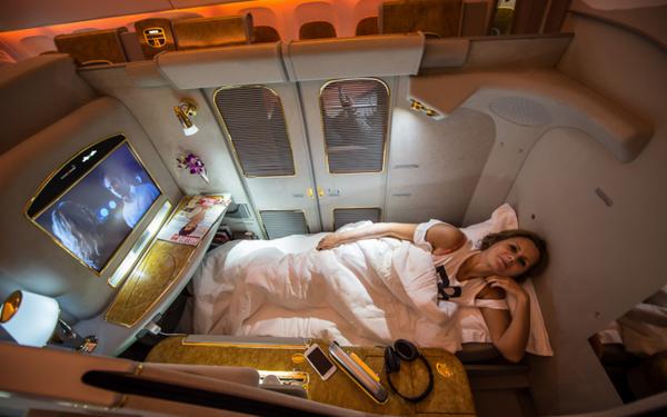 Как выглядит Первый класс у лучших авиакомпаний мира