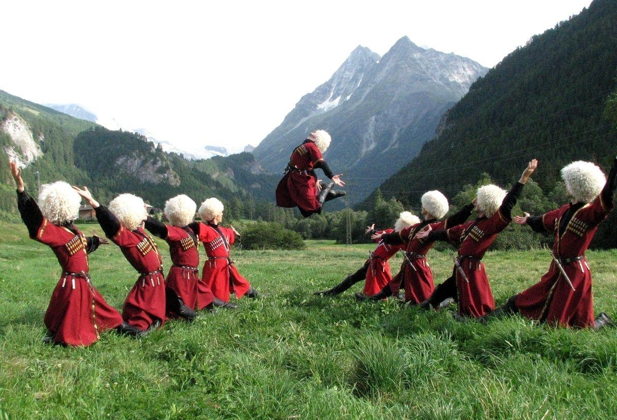 Лезгинка, что же значит известный всем танец?