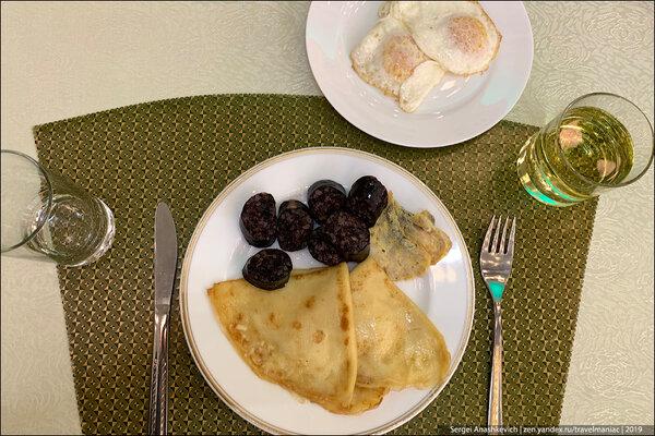 Неповторимые завтраки в северокорейском отеле