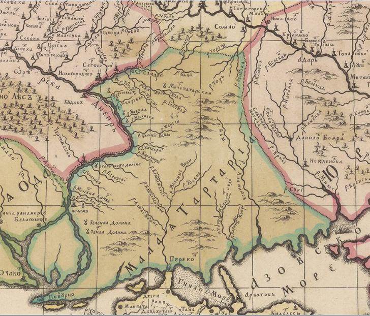 О Малой Татарии и что это была за территория?