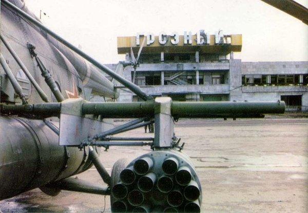 ВВС в Первой чеченской войне