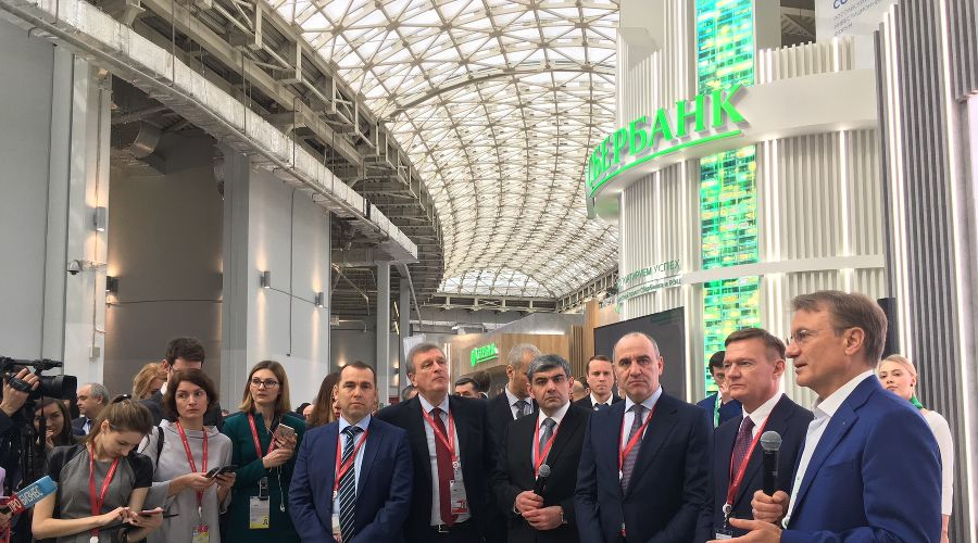 Сбербанк заключил соглашения о сотрудничестве с двумя северокавказскими республиками
