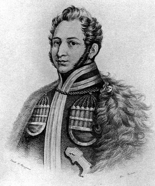 Генерал Цицианов, 1804 год, «владельцам кабардинским...»