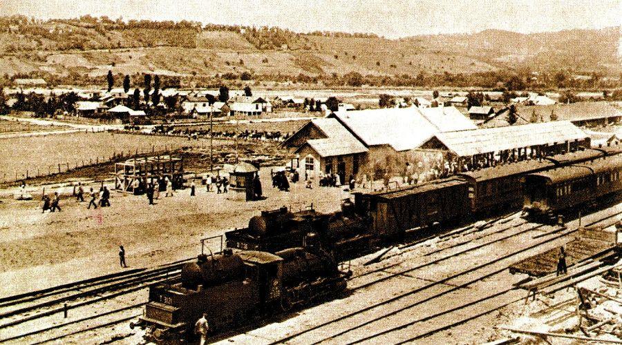 Петля времени. 180 лет Российским железным дорогам: вокзалы юга России тогда и сейчас