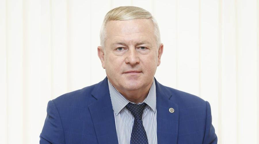 В Усть-Лабинском районе назначили нового исполняющего обязанности главы