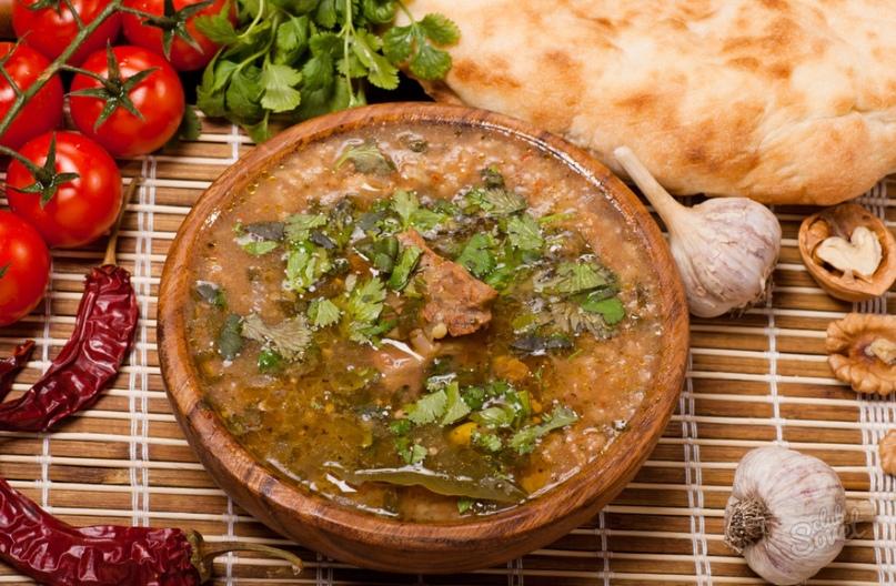 Топ-5 грузинских традиционных супов