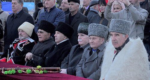 Черкесский новый год вызвал интерес к культуре адыгов