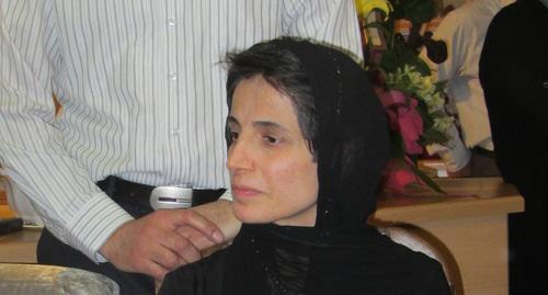 Армянские правозащитники поддержали Насрин Сотуде