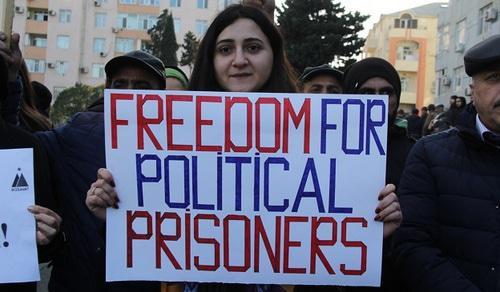 Правозащитники насчитали 87 политзаключенных в Азербайджане