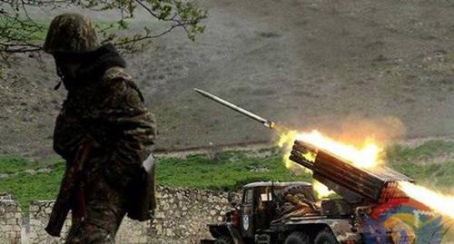 Нагорный Карабах насчитал 180 обстрелов в зоне конфликта за неделю