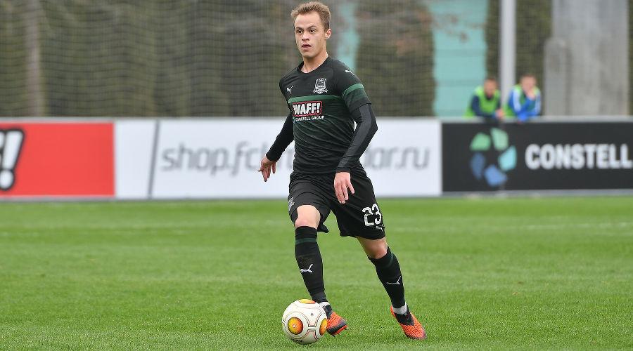 «Краснодар-3» на выезде проиграл «Спартаку-Нальчику»