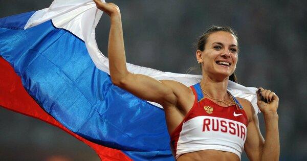 Кто по национальности Елена Исинбаева и почему она любит танцевать лезгинку?