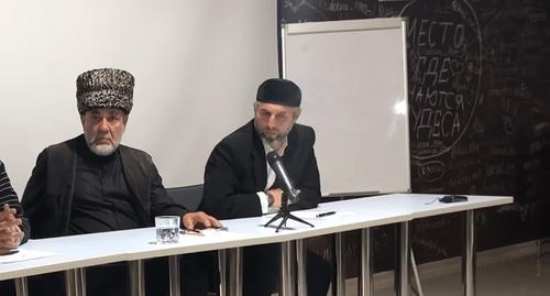 Барахоев и Мальсагов арестованы на два месяца после протестов в Ингушетии