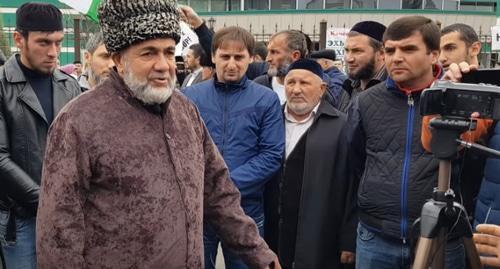 Состояние здоровья Ахмеда Барахоева ухудшилось после голодовки