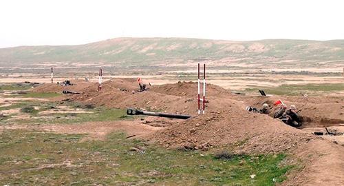 Азербайджан сообщил о 20 обстрелах в зоне конфликта